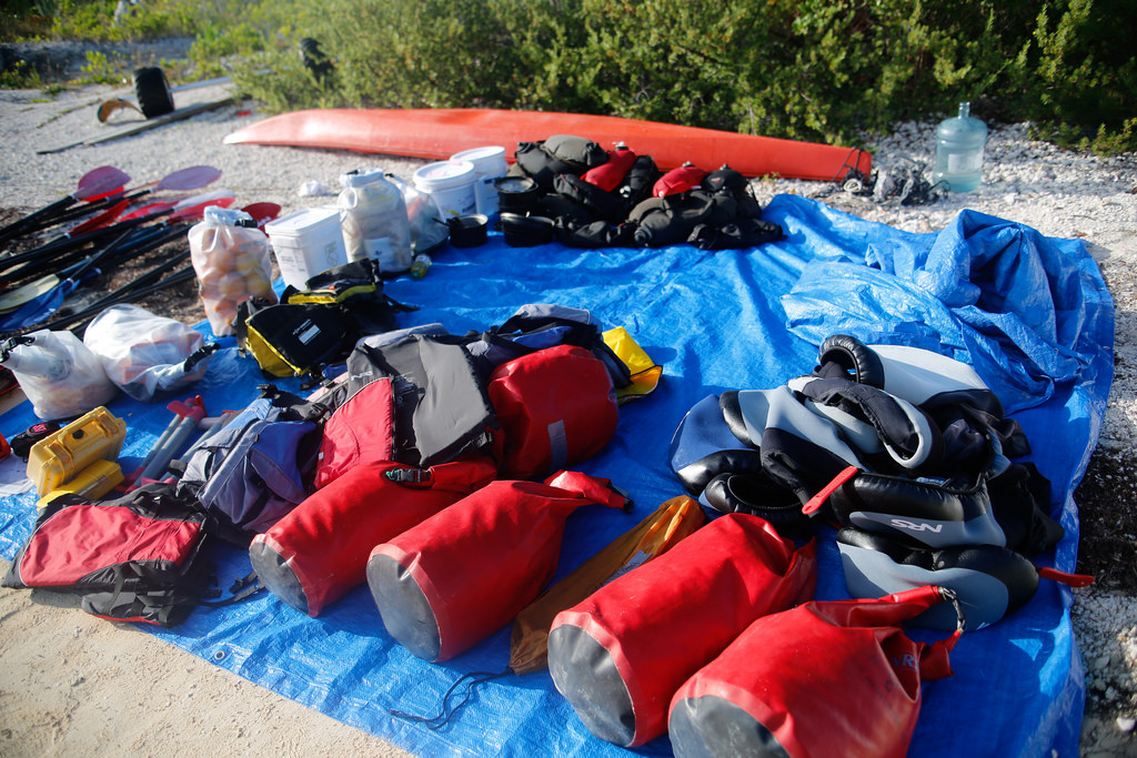 what to bring with you on your kayak or SUP trip