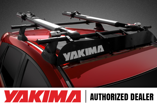 large style universal products mount viper roof yakima fork import bike rack